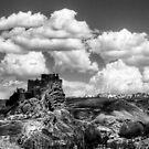 Hosap castle by Erdj