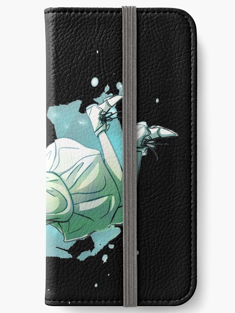The Promised Neverland Emma Dreaming Iphone Wallet By Max Art