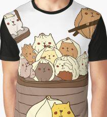 Xiaolongbao Graphic T-Shirt