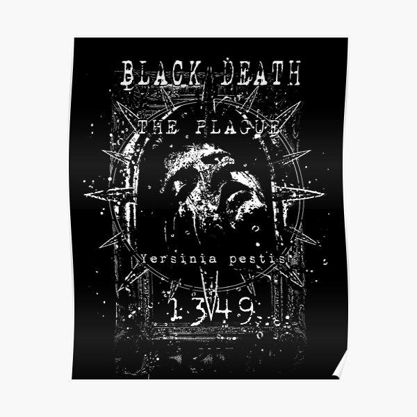 Black Death - Plague 1349 Poster