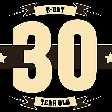 B-day 30 (Cream&Choco) by ipiapacs