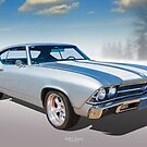69 Chevelle by Keith Hawley