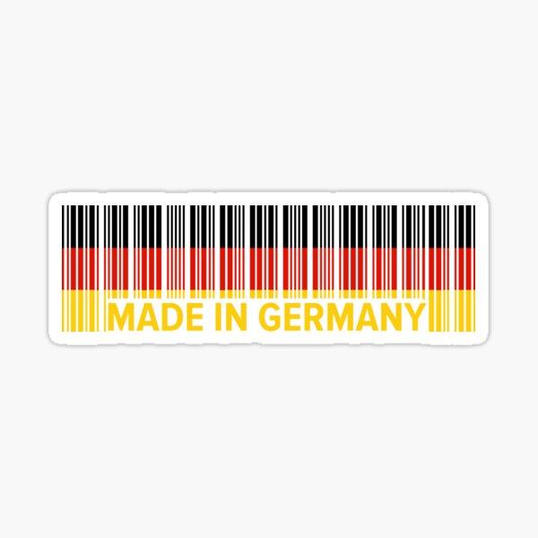 Fabriqué en Allemagne Sticker