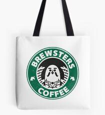 Brewsters Coffee (distressed) Tote Bag