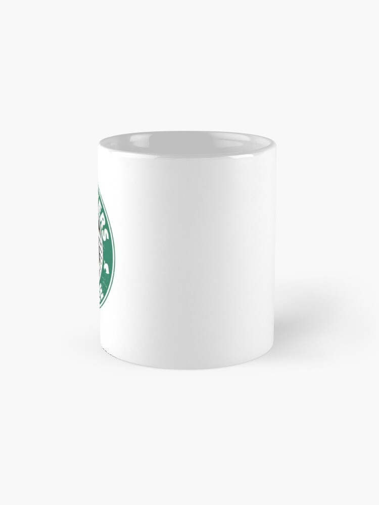 Alternate view of Brewsters Coffee (distressed) Mug