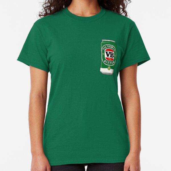 VB - Victoria Bitter - Aussie Icons Classic T-Shirt