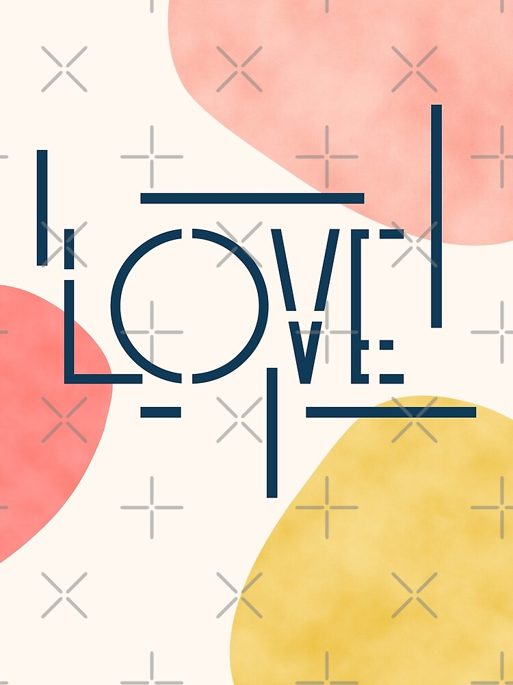 Pieces Of Love #redbubble #love by designdn