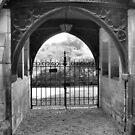 Lytchet Gate by Francis Drake