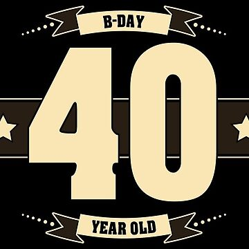 B-day 40 (Cream&Choco) by ipiapacs