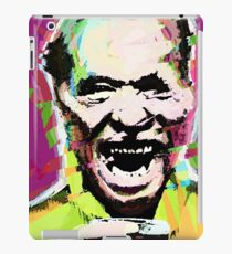 Charles Bukowski. The Wooden Butterfly. iPad Case/Skin