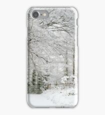 Virgin path iPhone Case/Skin