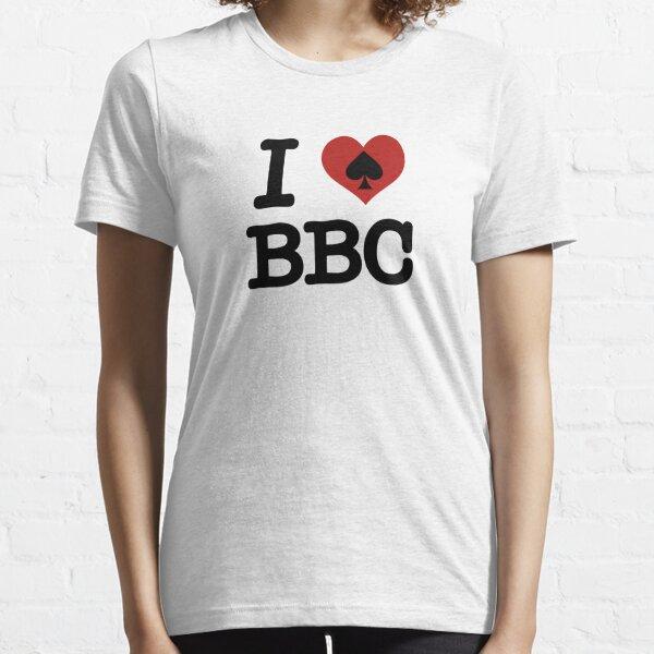 I love bbc Essential T-Shirt