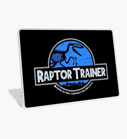 Jurassic World Raptor Trainer Laptop Skin