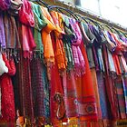 Scarves by Dimple Dhabalia - Roots in the Clouds