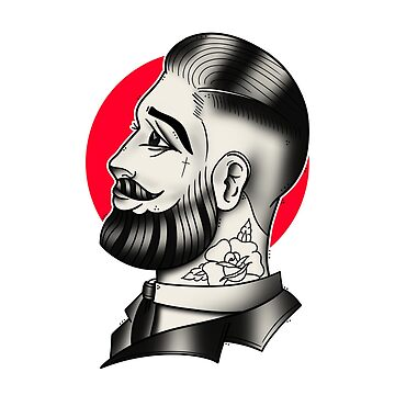 Traditional Tattoo Gentleman by HarleyEos