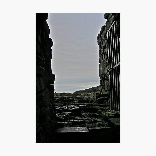 To the Cliffs - Aran Islands Photographic Print