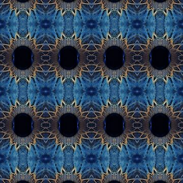 #blue, #symmetry, #pattern, #art, #decoration, abstract, design, puff, shape, flower, vertical, living organism, textured, circle, colors by znamenski