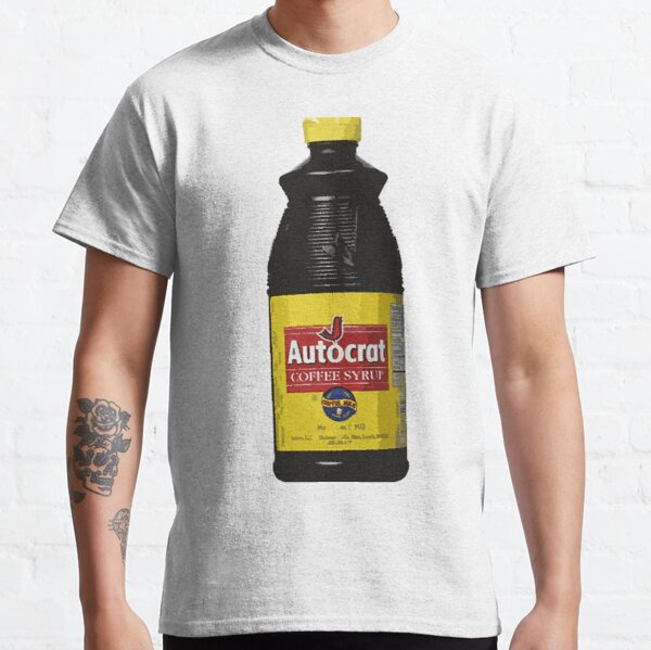 Sketched Autocrat Coffee Syrup Classic T-Shirt