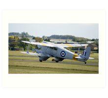 de Havilland DH-89a Dominie Art Print