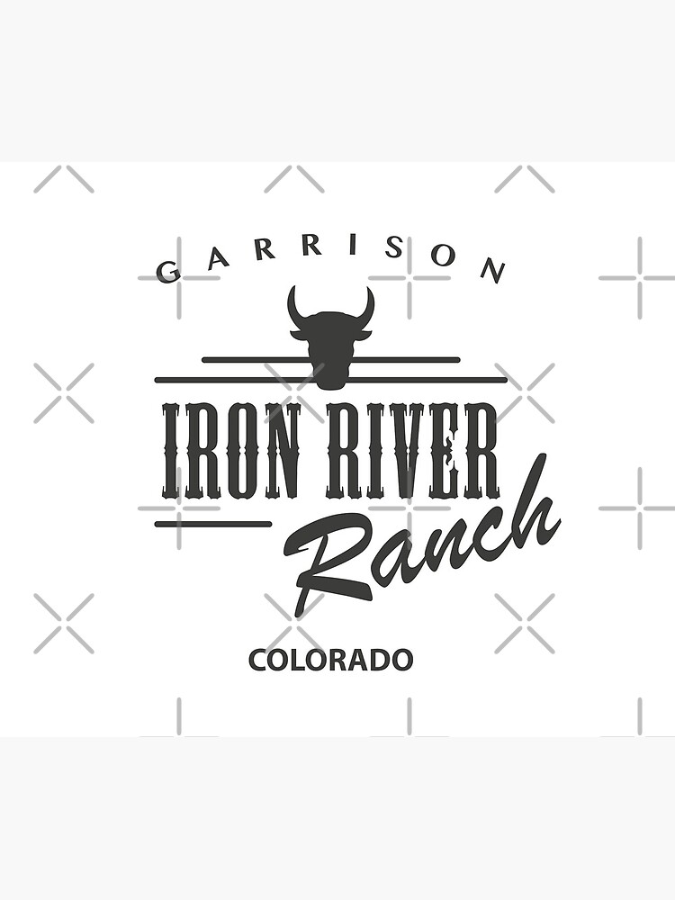 Iron River Ranch by mctees