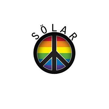 SÖLAR GAY PRIDE by SOLARxCLOTHING