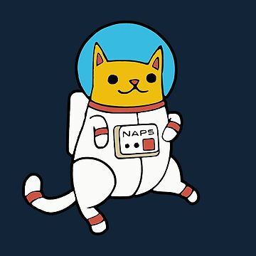 Catstronaut by realmatdesign