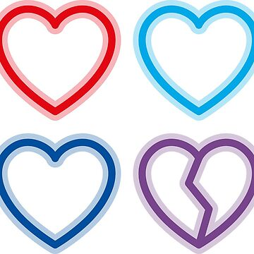 Sanders Broken Hearts by sky-alive