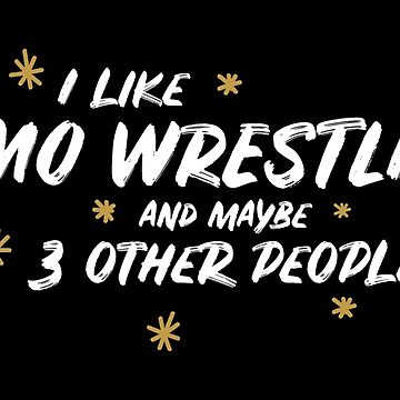 I Like Sumo Wrestling And Maybe 3 Other People by meypa