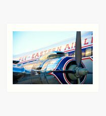 Fly Eastern Airlines Art Print