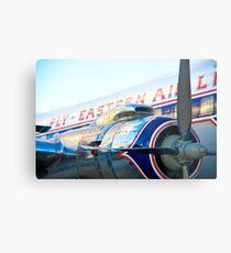 Fly Eastern Airlines Metal Print