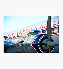 Fly Eastern Airlines Photographic Print