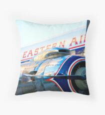 Fly Eastern Airlines Throw Pillow