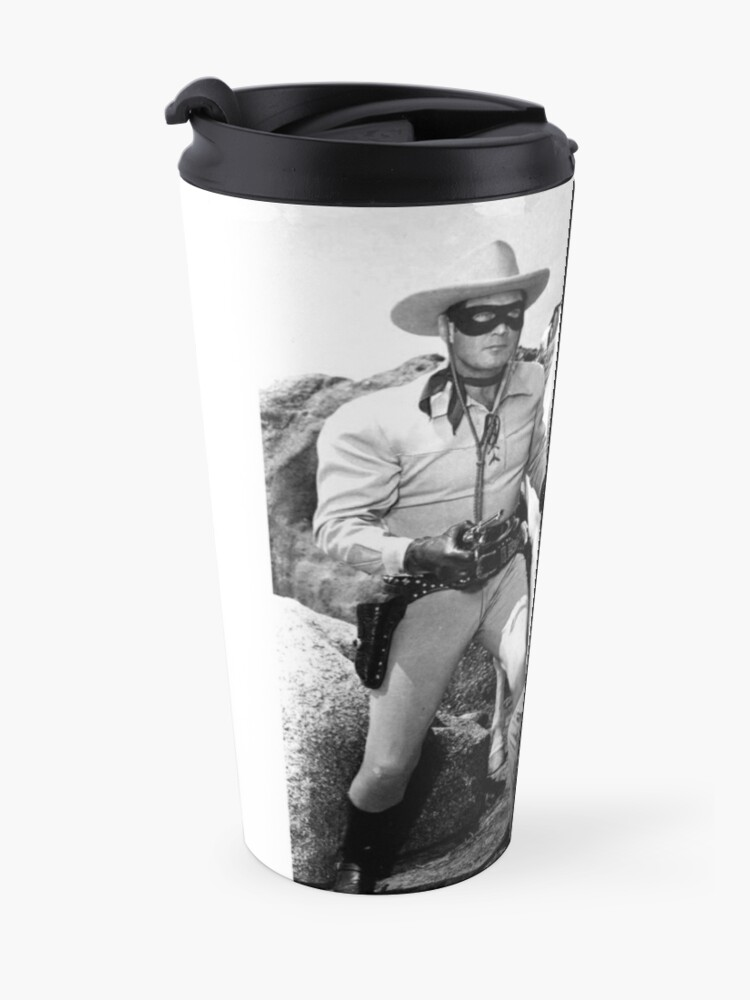 Alternate view of Lone Ranger & Tonto Travel Mug