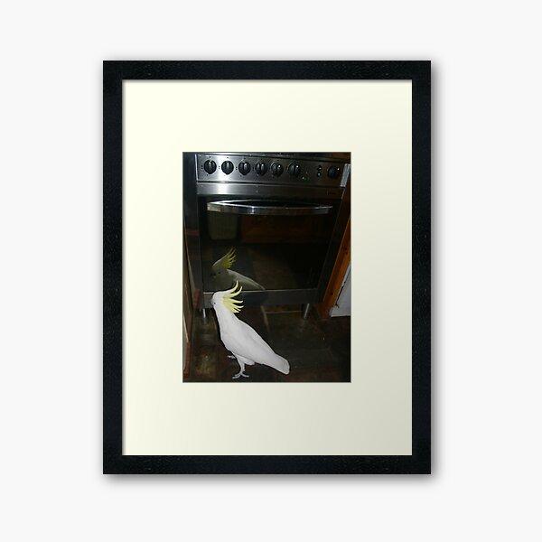 Ovenlove Framed Art Print