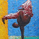 capoeira (Greeting Cards) by cheska