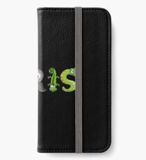 Boris Animal Sticker iPhone Wallet/Case/Skin