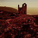 Cornish Tin Mine by SWEEPER