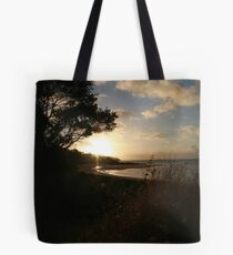 when the sun goes to bed - Cape York Tote Bag