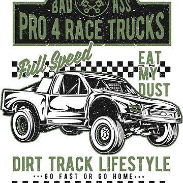 Pro 4 Truck Race Full Speed by offroadstyles