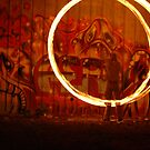graffitti wall poi ,  by cool3water