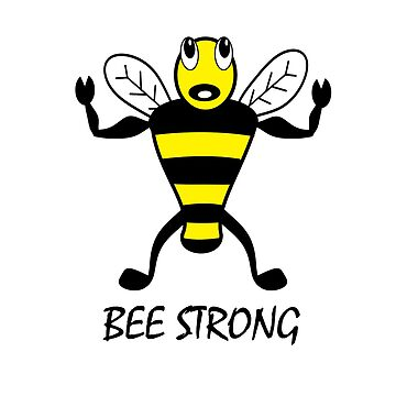 BEE STRONG by cmphotographs