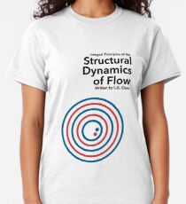 Structural Dynamics of Flow Classic T-Shirt