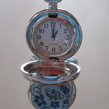 Pretty Fob Watch by lezvee