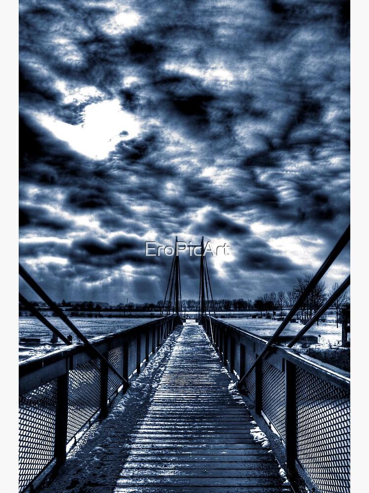 Mystery Bridge by EroPicArt
