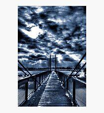 Mystery Bridge Photographic Print