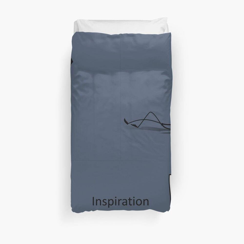 Inspiration Duvet Cover