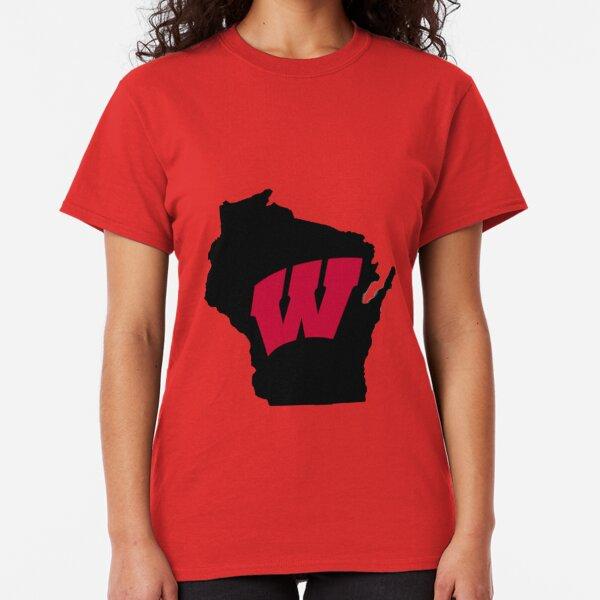 UW Madison Merch! Classic T-Shirt