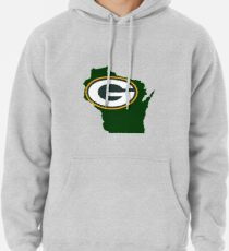 Wisconsin  Green Bay Packers Pullover Hoodie c99598c6d