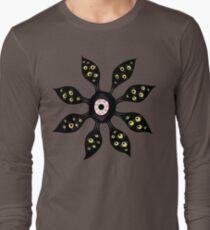 Eye Monster Witchy Weird Art Long Sleeve T-Shirt