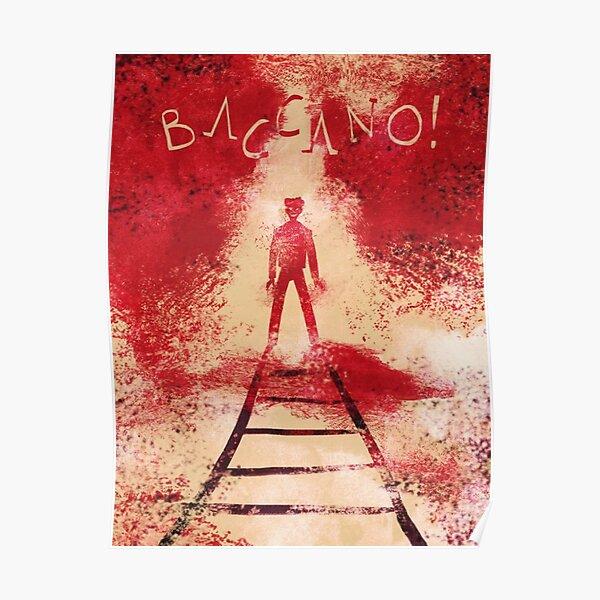 baccano !! T shirt Poster
